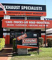 Carline Mufflers & Mechanical