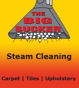 Cairns Carpet Cleaning The Big Sucker